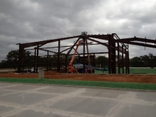 Crossroads Church -  Steel Frame